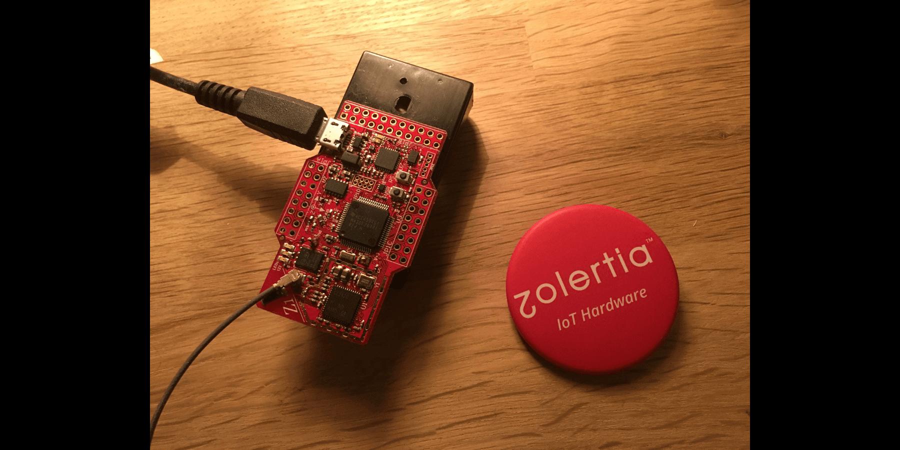 Zolertia Z1
