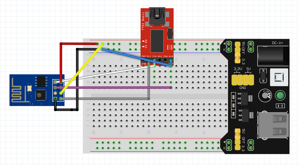 NodeMCU : Getting started with ESP8266